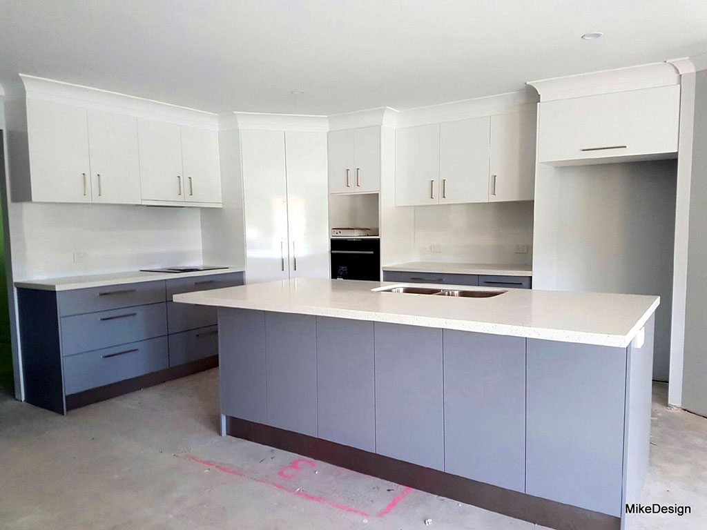 Kitchen Cabinets Archives - Mike Design